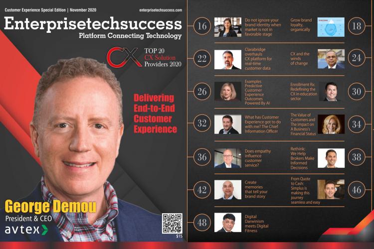 Enterprisetechsuccess - CX Special Edition (November 2020)